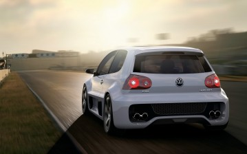 VolksWagen Golf обои