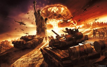 World in Conflict: Soviet Assault обои