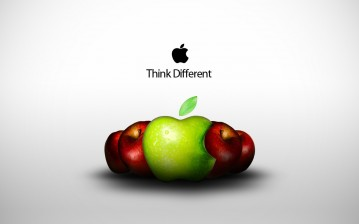 Apple Think Different обои