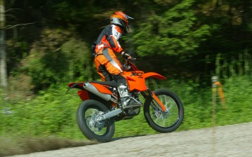 KTM, Offroad, 525 EXC, 525 EXC 2007, мото, мотоциклы, moto, motorcycle, motorbike обои