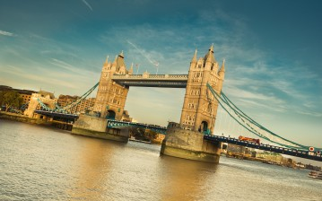 Thames river, London, лондон, англия, england, tower bridge, uk обои