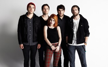 Beauty, Hayley williams, paramore обои