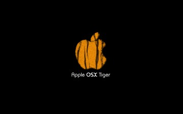 Apple OSX Tiger wallpapers обои