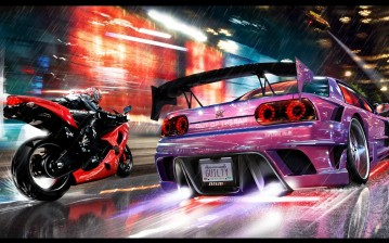 Need for Speed обои