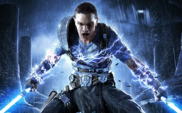 Star Wars: The Force Unleashed 2 обои