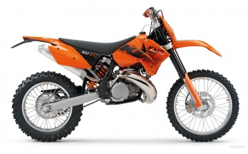 KTM, Offroad, 300 EXC, 300 EXC 2006, мото, мотоциклы, moto, motorcycle, motorbike обои