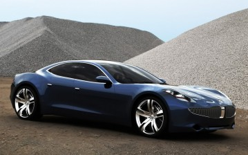 Fisker Four Door обои