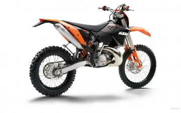KTM, Offroad, 200 EXC, 200 EXC 2009, мото, мотоциклы, moto, motorcycle, motorbike обои