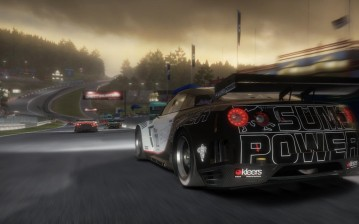 Nfs, need for speed, shift 2 unleashed, 2011 обои