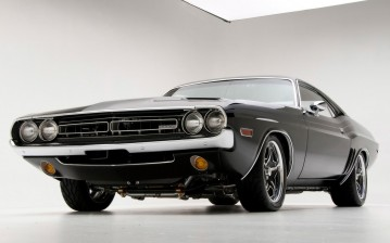 Challenger, Dodge, 1971, muscle обои