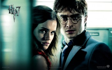 Harry Potter 7 обои