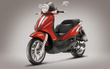 Piaggio, Beverly, Beverly 500ie, Beverly 500ie 2007, мото, мотоциклы, moto, motorcycle, motorbike обои