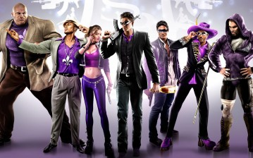 Saints Row: The Third обои