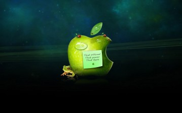 Think different обои