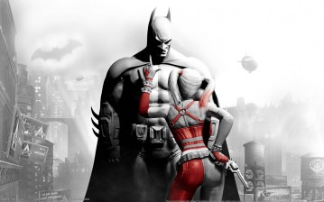 Batman: Arkham City обои