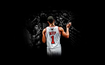 Bulls, basketball, chicago, 2011, next generation, mvp, most valuable player, Derrick rose, nba обои