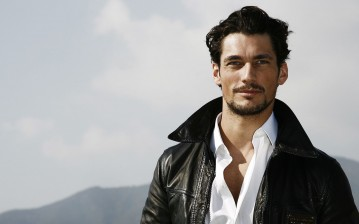 David gandy, dolce and gabbana, модель обои