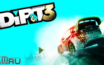 Dirt 3, codemasters, cm-racing обои