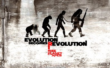 Evolution becomes Revolution обои