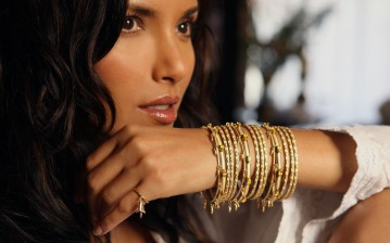 Sexy, beauty, girl, fashion, padma lakshmi обои