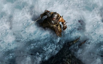 The Elder Scrolls V, Skyrim обои