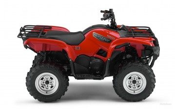 Yamaha, ATV, Grizzly, Grizzly 2007, мото, мотоциклы, moto, motorcycle, motorbike обои