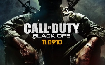 Call of Duty 7, Black Ops обои