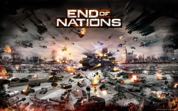 End of Nations обои