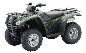 Honda, ATV, FourTrax Rancher, FourTrax Rancher 2010, мото, мотоциклы, moto, motorcycle, motorbike обои, картинки, фото
