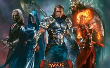 Magic the Gathering 2012 обои