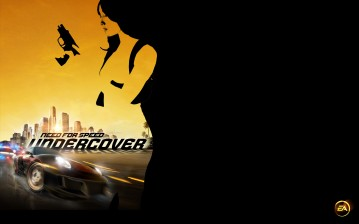 NFS: Undercover обои