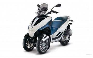 Piaggio, Mp3, Mp3 Yourban LT, Mp3 Yourban LT 2011, мото, мотоциклы, moto, motorcycle, motorbike обои, картинки, фото