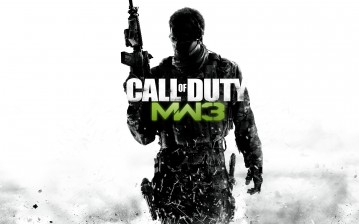 Call of Duty : Modern Warfare 3 обои