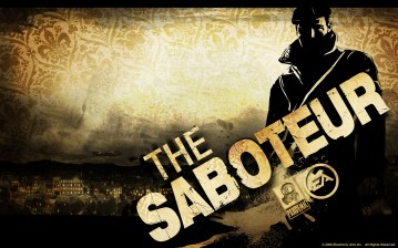 The Saboteur обои