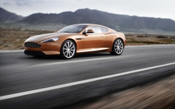 Aston Martin Virage 2011 обои