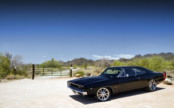 Charger, rt, power, Dodge обои