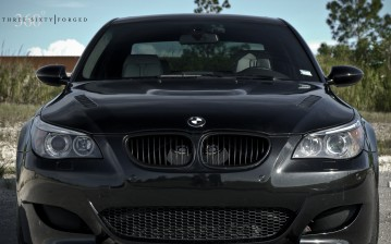 Bmw, 360, quality, black обои