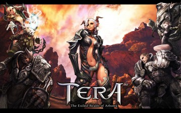 TERA The Exiled Realm of Arborea обои