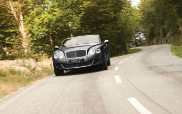 Bentley Con-GTC-speed обои